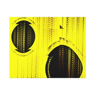 Abstract Art Contemporary Original Design Canvas Print