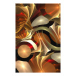 Abstract Art Flyers