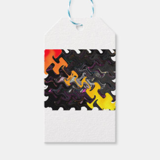 Abstract Art Gift Tags