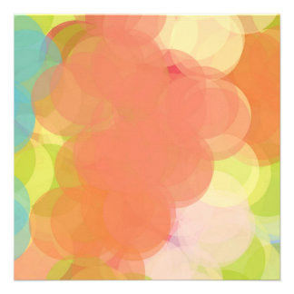 Abstract Art Invite
