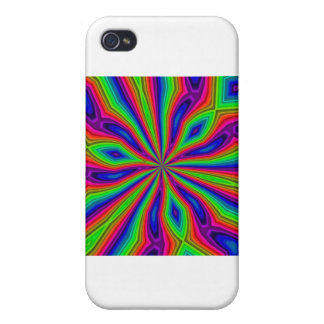 ABSTRACT ART iPhone 4 CASE