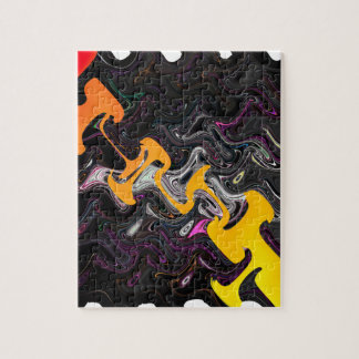 Abstract Art Jigsaw Puzzle