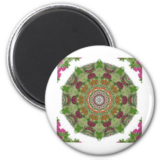 ABSTRACT ART MAGNET