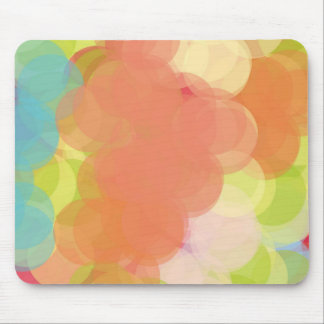 Abstract Art Mouse Pads