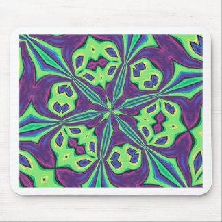 ABSTRACT ART MOUSE PAD