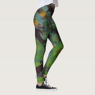 Abstract Art Multicolor Leggings! Leggings