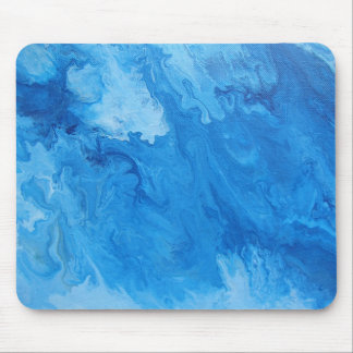 Abstract Art on a Custom Mouse Pad