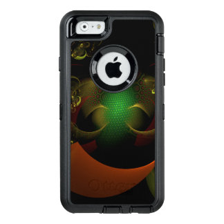 Abstract Art on a Rugged Otterbox OtterBox iPhone 6/6s Case