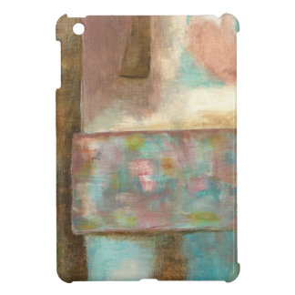 Abstract Art Pastel Painting Fantasy Castle Window Cover For The iPad Mini