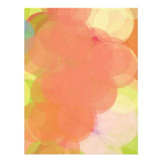 Abstract Art Personalized Flyer