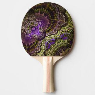 Abstract Art Ping Pong Paddles