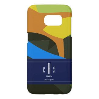 Abstract Art Samsung Galaxy S7 Case