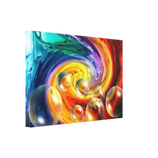 abstract art serdar hizli artworks canvas print