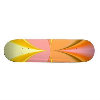 ABSTRACT ART SKATE BOARD DECKS