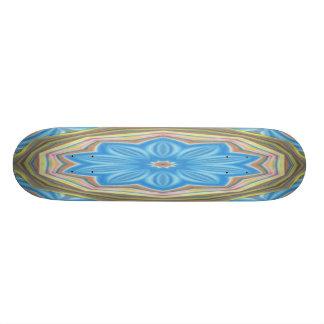 ABSTRACT ART SKATE BOARD