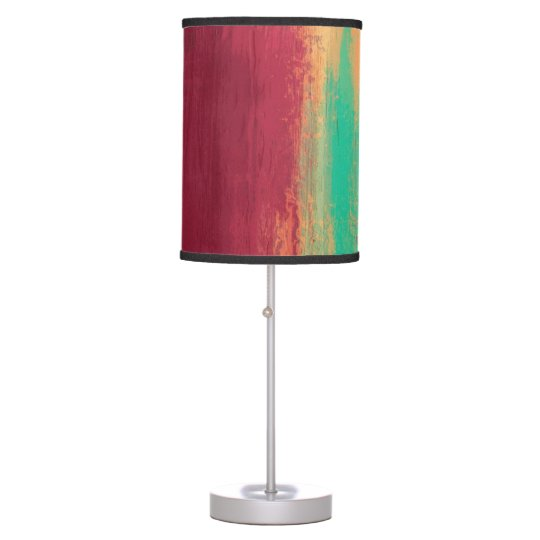 Abstract Art - Table Lamp