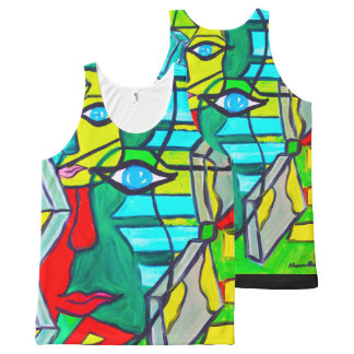 Abstract Art Top