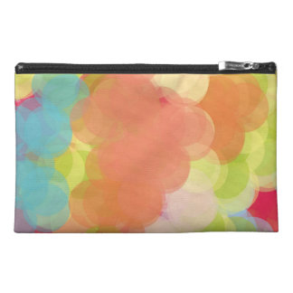 Abstract Art Travel Accessory Bags
