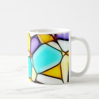 Abstract Art White 11 oz Classic Mug