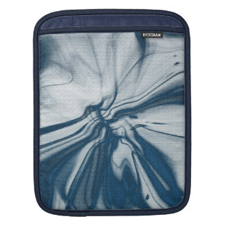 Abstract artwork iPad sleeves