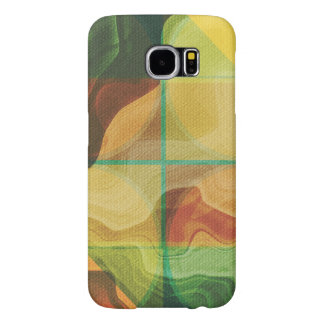 Abstract artwork samsung galaxy s6 cases