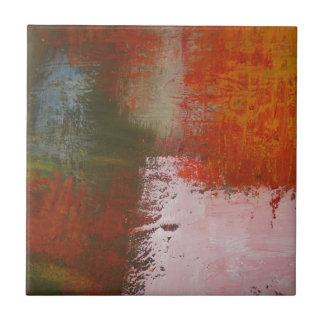 Abstract Artwork Tile