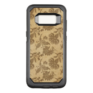 Abstract Autumn/Fall Flower Patterns OtterBox Commuter Samsung Galaxy S8 Case