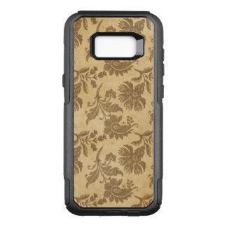Abstract Autumn/Fall Flower Patterns OtterBox Commuter Samsung Galaxy S8+ Case