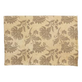 Abstract Autumn/Fall Flower Patterns Pillowcase