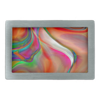 abstract background belt buckle
