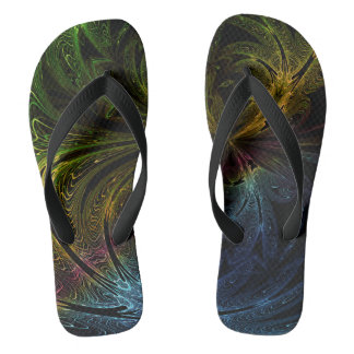 abstract background for home decor flip flops