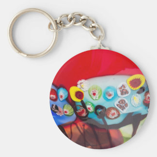 abstract background keychains