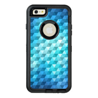Abstract background made of mosaic pattern OtterBox iPhone 6/6s plus case