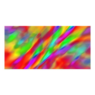 Abstract Background Photo Cards