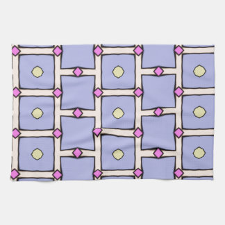 Abstract background towel