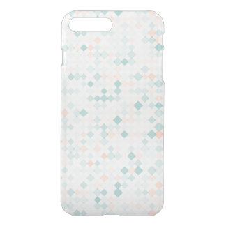 Abstract background with mixed small spots iPhone 7 plus case