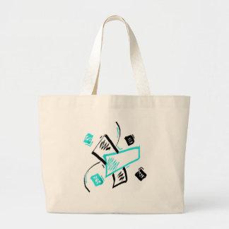 abstract bag