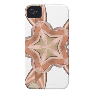 Abstract Ballet Shoes Kaleidoscope iPhone 4 Cover