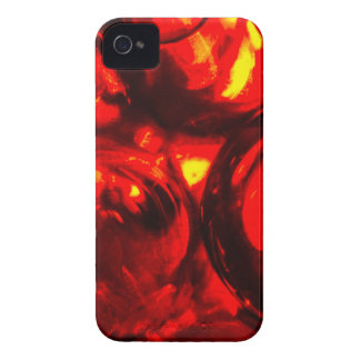 Abstract balls of gel Case-Mate iPhone 4 case