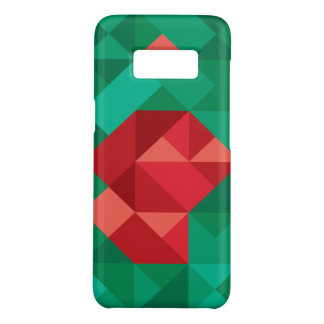 Abstract Bangladesh Flag, Bangladech Colors Case-Mate Samsung Galaxy S8 Case