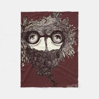 Abstract Beard Blanket