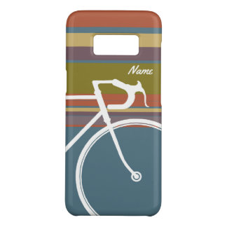 Abstract Bicycle stripes Case-Mate Samsung Galaxy S8 Case