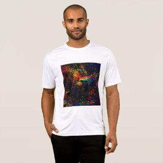 Abstract Birds and Butterflies T-Shirt