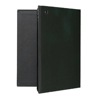 Abstract black dreamy cover for iPad