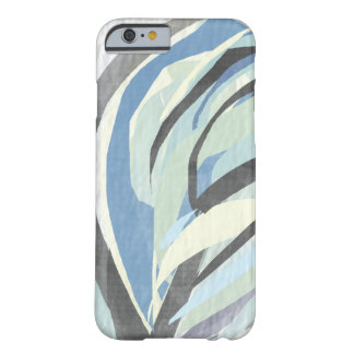 Abstract Black Green and Blue iPhone Case design