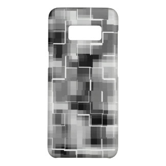 Abstract Black White Gray Case-Mate Samsung Galaxy S8 Case
