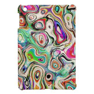 Abstract Blend of Colors iPad Mini Case