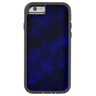 Abstract Blue iPhone Tough Case