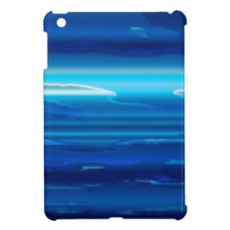 Abstract Blue Sky iPad Mini Cases