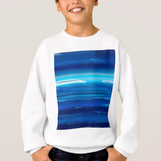 Abstract Blue Sky Sweatshirt